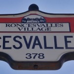Roncesvalles_Avenue_Sign